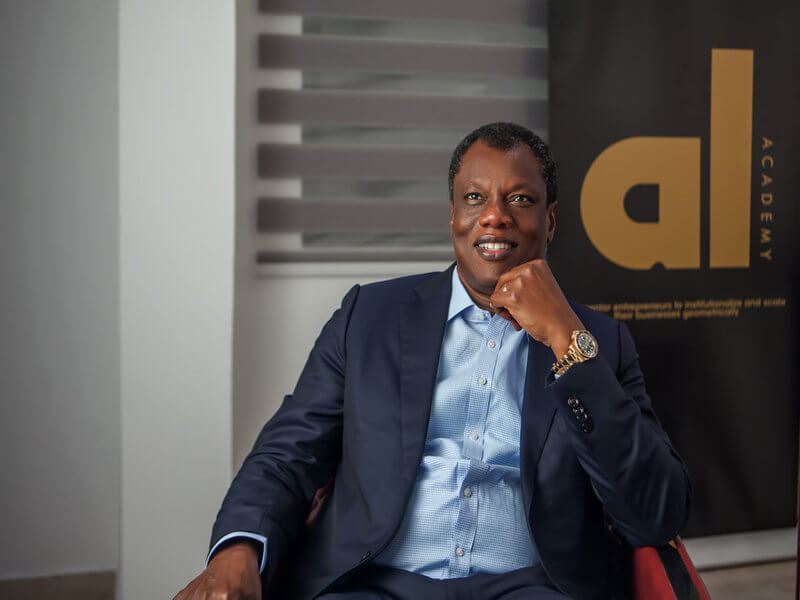 Austin Okere: Fintech Opens Doors Traditional Banks Could Not