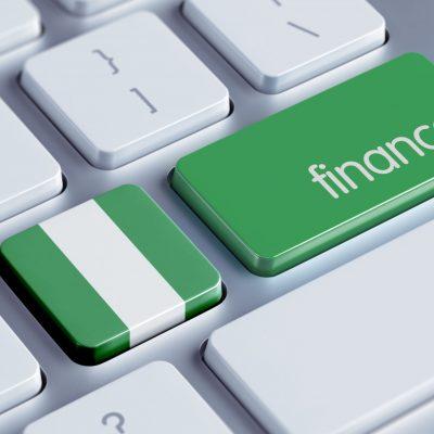 Nigeria  High Resolution Finance Concept